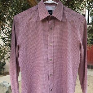 VTG Purple Hugo Boss Reg Fit, Pure Cotton, Size S